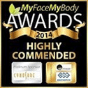 My Face My Body Awards 2014 Highly Commended